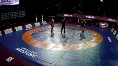 125 kg Sumit Sumit, IND vs Alexandr Romanov, MDA