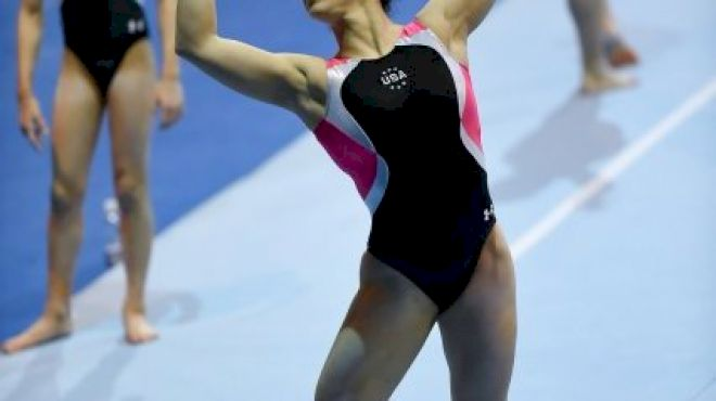 Douglas, Raisman To Make Competitive Return