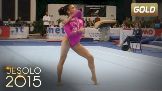 Event Finals Qualifiers - Jesolo Trophy 2015