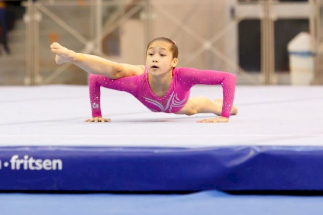 Live Stream: Jesolo Event Finals