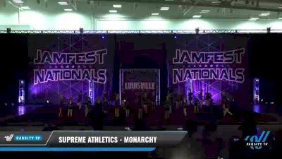 Supreme Athletics - Monarchy [2021 L2 Youth - Medium Day 2] 2021 JAMfest: Louisville Championship