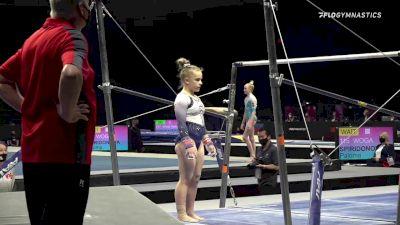Joscelyn Roberson - Bars, NE Texas Elite - 2021 GK US Classic & Hopes Championship