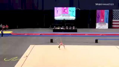 Lily Avila - Clubs, T&T Express - 2021 USA Gymnastics Championships