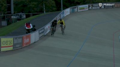 Replay: 2021 USA Cycling Collegiate Track Nationals - Day 2, Part 3