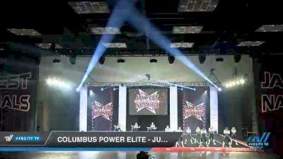 Columbus Power Elite - Junior Mints [2021 L1 Junior - D2 - Small Day 2] 2021 JAMfest Cheer Super Nationals