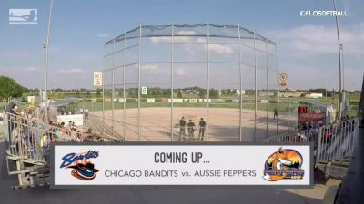 Full Replay - 2019 Chicago Bandits vs Aussie Peppers | NPF - Chicago Bandits vs Aussie Peppers | NPF - Jul 8, 2019 at 6:50 PM CDT