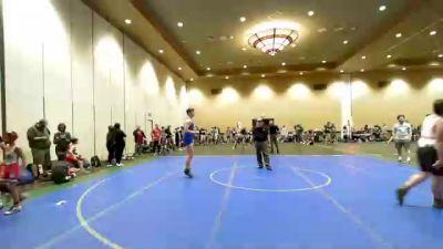 187 lbs Rr Rnd 1 - Mateo Vinciguerra, New Jersey vs Cristian Alvarez, RedNose Wrestling School, LLC