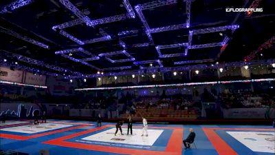 Devhonte Johnson vs Faisal Al Ketbi Abu Dhabi World Professional Jiu-Jitsu Championship