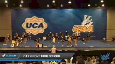 Oak Grove High School [2020 Game Day Medium Varsity Day 2] 2020 UCA Magnolia Championship