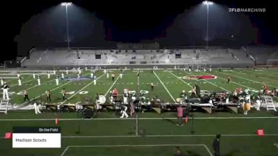 Madison Scouts at 2021 Drums on Parade