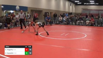 Prelims - Cole Hagerty, Buxton Extreme (NJ) vs Charles Esposito, Dynasty No Limit (NJ)
