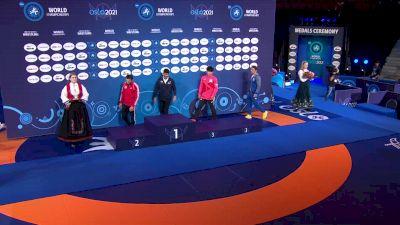 Replay: Mat B - 2021 Senior World Championships | Oct 10 @ 6 PM