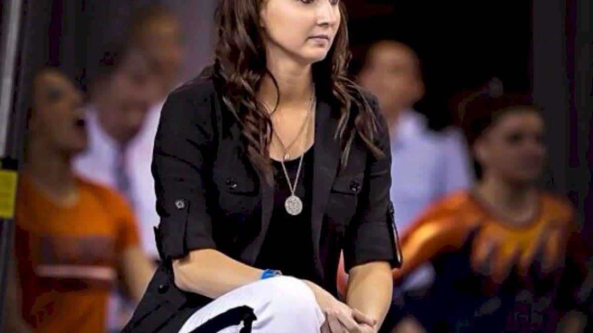 Kristen Maloney: From Elite Gymnast To College Coach
