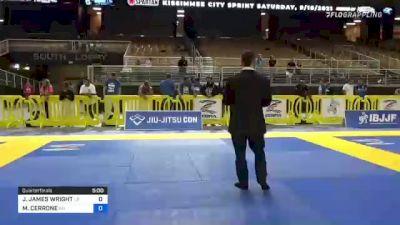MICHAEL REED MELLENTHIN vs DUWAYNE HALL 2021 Pan Jiu-Jitsu IBJJF Championship