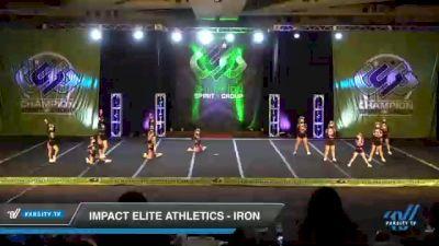 Impact Elite Athletics - Iron [2021 L1.1 Junior - PREP Day 3] 2021 CSG Super Nationals DI & DII