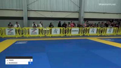 JOHNNY TAMA vs JOSHUA MURDOCK 2021 Pan IBJJF Jiu-Jitsu No-Gi Championship