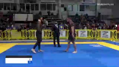 Taylor Lee Anderson vs Edgar Gamboa 2021 Pan IBJJF Jiu-Jitsu No-Gi Championship