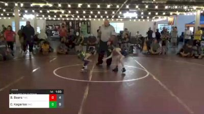 53 lbs Prelims - Brody Beers, Total Prestige Boats vs Camden Kagarise, Orchard WC