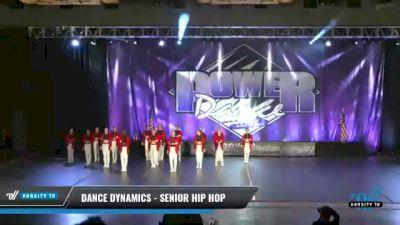 Dance Dynamics - Senior Hip Hop [2021 Senior - Hip Hop - Large Day 2] 2021 ACP Power Dance Nationals & TX State Championship