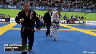 IBJJF European Championships Day 4 Mat 4 Part 8