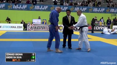 IBJJF European Championships Day 4 Mat 4 Part 10