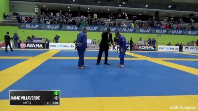 IBJJF European Championships Day 4 Mat 4 Part 11