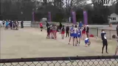 High School Boys' 5k 2A Race #1