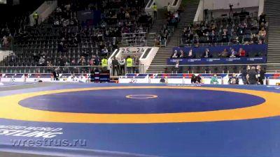 61kg Yarygin Finals - Abasgadzhi Magomedov (RUS) vs Rustam Karakhanov (RUS)