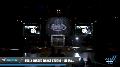 Fully Loaded Dance Studio - Lil Mamas [2021 Mini - Hip Hop Day 2] 2021 The U.S. Finals: Louisville