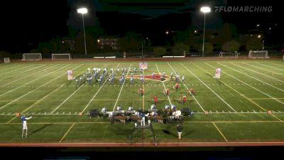 "Riverside High School ""Leesburg VA"" at 2021 USBands Maryland-Virginia State Championships"