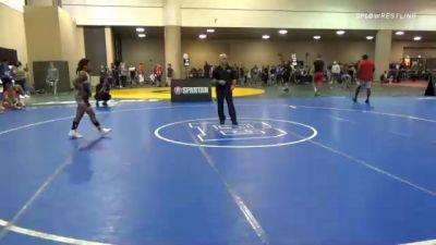 92 lbs Final - Vincent Bravo, Nebraska vs Josiah Puller, Ohio