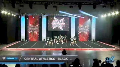 Central Athletics - Black Ice [2021 L4 Senior Coed - D2 - Small Day 2] 2021 JAMfest Cheer Super Nationals