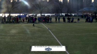 2019 New York 7s Girls HS Prem Final: Aurora Barbarians vs. Atlantis