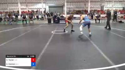 61 kg Prelims - Carson Taylor, Viking Wrestling Club (IA) vs Chris Cannon, New Jersey