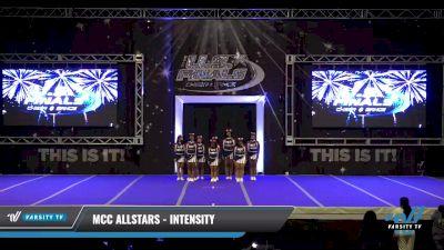 MCC Allstars - Intensity [2021 L1 Junior - D2 Day 2] 2021 The U.S. Finals: Ocean City