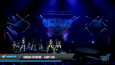 Cheer Extreme - Kernersville - Lady Lux [2021 L6 International Open - NT Day 2] 2021 Spirit Sports: Battle at the Beach
