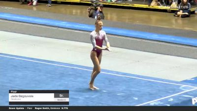 Jade Degouveia - , Oklahoma - 2020 California Grand Invitational & Collegiate Challenge