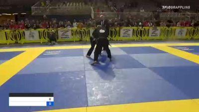 BLAZE GIN LAI vs PETER TANGARO III 2021 Pan Kids Jiu-Jitsu IBJJF Championship