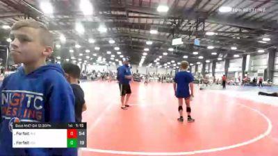 180 lbs Prelims - Elbrus Majagah, Roman Legion Wrestling MS vs Drew Foster, FCA Wrestling