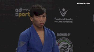 JOAO SOUSA vs HIAGO GEORGE 2018 Abu Dhabi Grand Slam Rio De Janeiro
