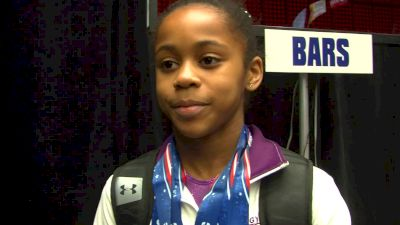 Elite Hopeful Sloane Blakely On WOGA Classic