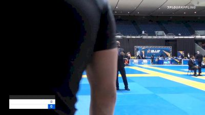 DIEGO DIAS RAMALHO vs MICHAEL RAY TRASSO 2019 World IBJJF Jiu-Jitsu No-Gi Championship