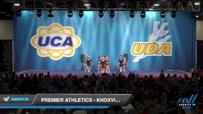 - Premier Athletics - Knoxville North - Cobra Sharks [2019 Senior 5 Day 2] 2019 UCA Bluegrass Championship
