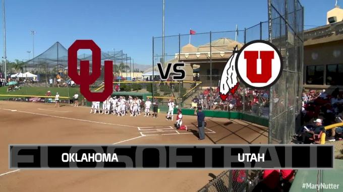 Utah vs. Oklahoma
