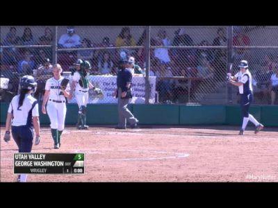 Utah Valley vs George Washington   2-19-16 (Mary Nutter)