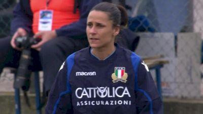 2019 Women 6N: Italy vs France