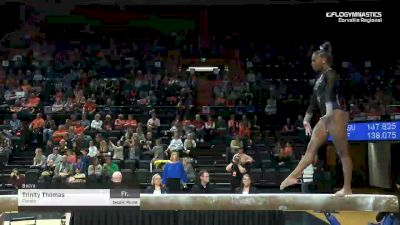 Trinity Thomas - Beam, Florida - 2019 NCAA Gymnastics Regional Championships - Oregon State
