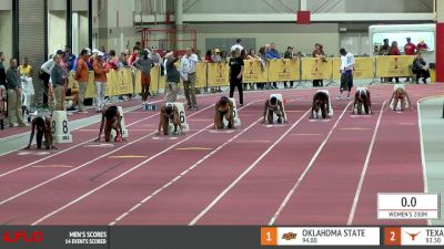 Women's 200m, Final 1 - Okolo smashes another Big 12 record