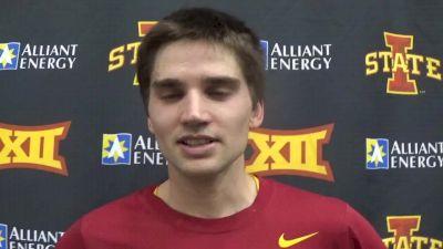 Daniel Everett finishes close runner-up in 5k, 3k, having his best NCAA season ever