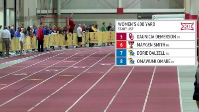 Women's 600y, Final 1